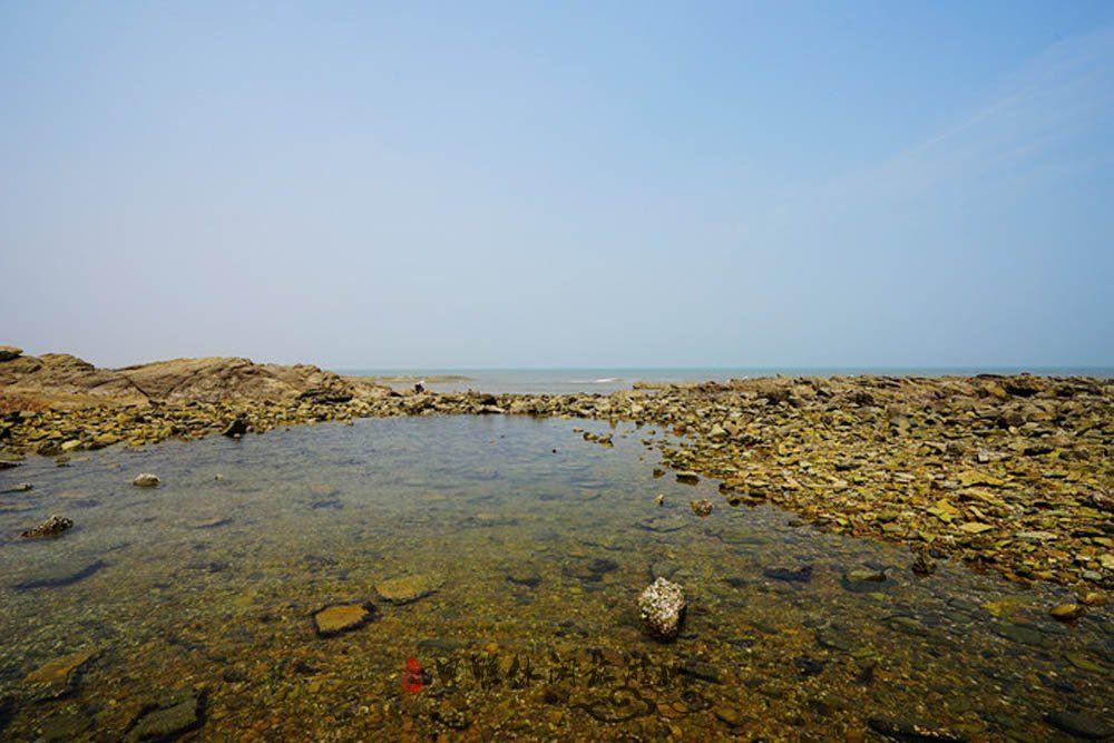任家台礁石公园图片