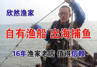 吴家台欣然渔家